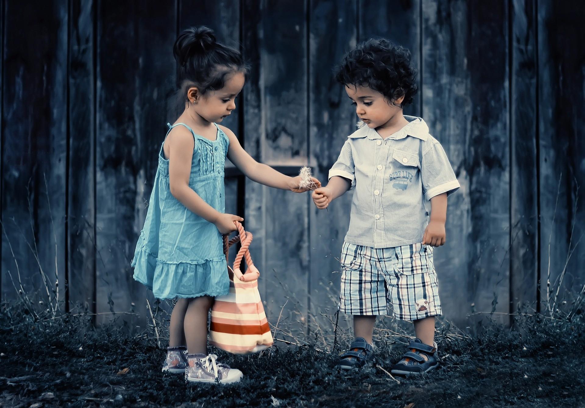 Szerelem gyerekfejjel